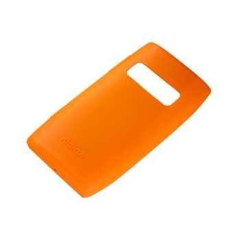 Nokia Silicone Case X7-00 orange CC-1025