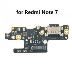 Xiaomi Redmi Note 7 System Connector +Microphone ORIGINAL