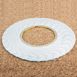 Roll White Tape 3M For Lcd & Touch 3mm