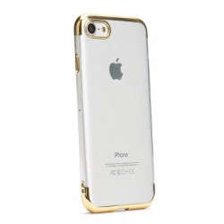 Samsung Galaxy A10 Testa Electro Silicone Gold