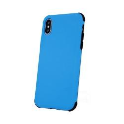 Samsung Galaxy A10 Testa Defender Rubber Silicone Blue