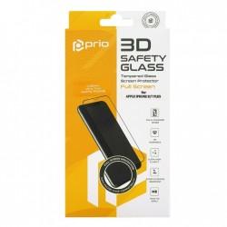 Apple iPhone 8 Plus/iPhone 7 Plus Prio 3D Full Face Tempered Glass White