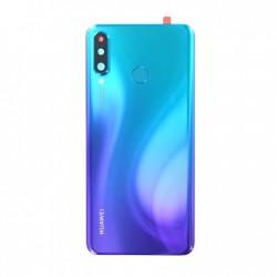 Huawei P30 Lite BatteryCover Peacock blue ORIGINAL