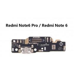 Xiaomi Redmi Note 6 System Connector+Microphone ORIGINAL