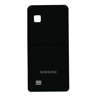 Samsung S5260 BatteryCover black ORIGINAL