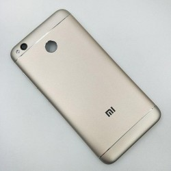 Xiaomi Redmi 4X BatteryCover Gold ORIGINAL