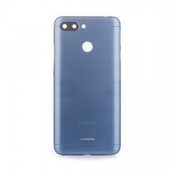 Xiaomi Redmi 6 BatteryCover+Camera Lens Blue ORIGINAL