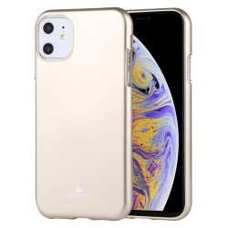 Apple iPhone 11 Pro Max Mercury Jelly Silicone Gold