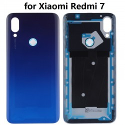 Xiaomi Redmi 7 BatteryCover blue GRADE A