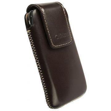 Krusell Vinga Case brown Medium