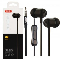 XO EP-5 Stereo Earphone 3.5mm black