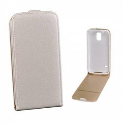 Slim Flip Case Sony Xperia Z1 White