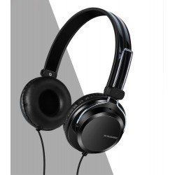 XO S32 3.5mm HEADPHONES H/F Black