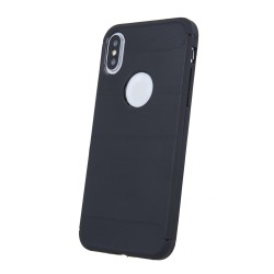 Samsung Galaxy A51 Testa Carbon Silicone Black