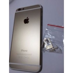Apple iPhone 6 BackCover Gold HQ
