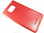 Samsung i9100 Galaxy S2 BatteryCover coral-pink ORIGINAL