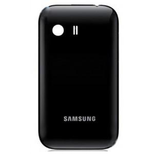 Samsung S5360 GalaxyY BatteryCover black ORIGINAL