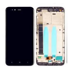 Xiaomi Mi A1 Lcd+Touch Screen+Frame Black GRADE A