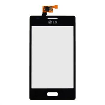 LG E610/L5-00 Touch Screen black ORIGINAL