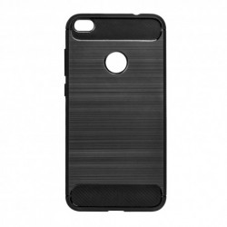 Huawei P40 Lite E Testa Carbon Silicone Black