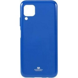 Huawei P40 Lite Mercury Jelly Silicone Blue