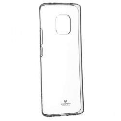 Huawei P40 Mercury Jelly Silicone Transparent