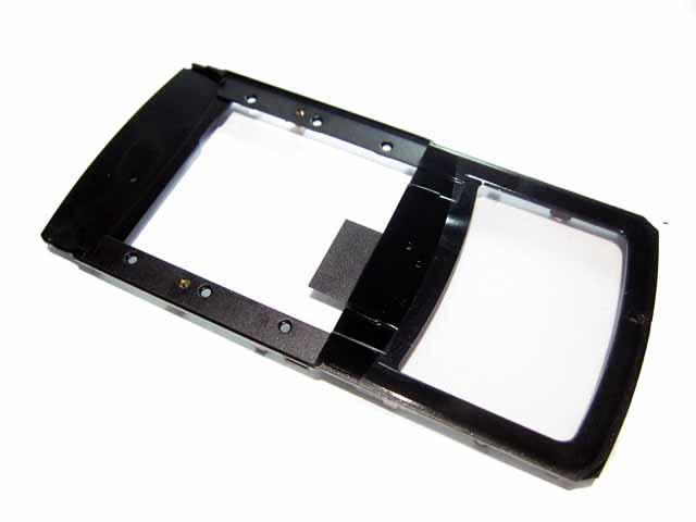 Samsung C6112 FrontCover black ORIGINAL