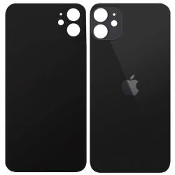 Apple iPhone 11 BackCover+Camera Lens Black GRADE A