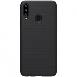 Samsung Galaxy A20s Nillkin Super Frosted Silicone Black