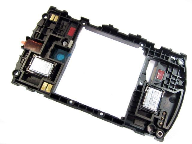 Sony Ericsson WT19i Live Walkman MiddleCover black ORIGINAL