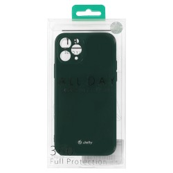 Apple iPhone 12/12 Pro Jelly Silicone Green