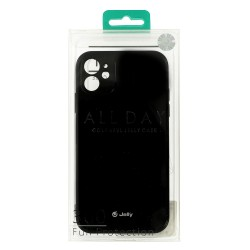 Apple iPhone 12/12 Pro Jelly Silicone Black