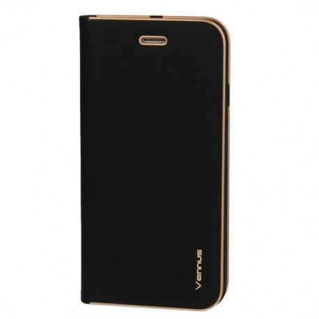 Apple iPhone 12 Pro Max Vennus Book Case Black