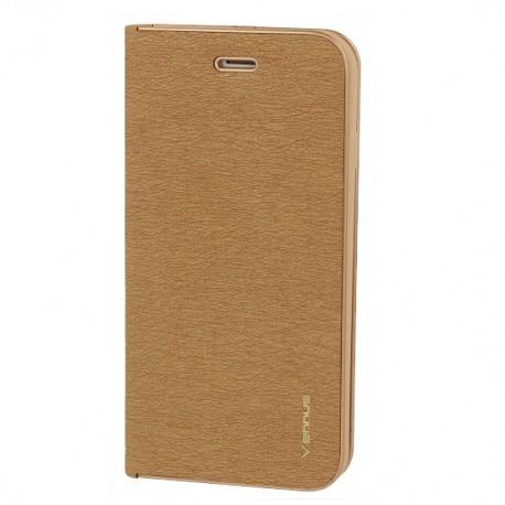 Apple iPhone 12 Pro Max Vennus Book Case Gold