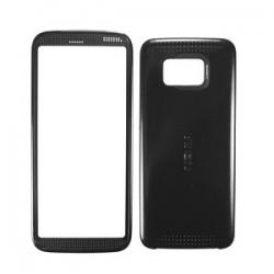Nokia 5530x Cover black/red ORIGINAL