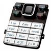 Nokia 6300 Keypad choco ORIGINAL