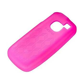 Nokia Silicone Case C1-01 CC-1027 pink