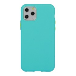 Apple iPhone 12/12 Pro Testa Solid Silicone Green