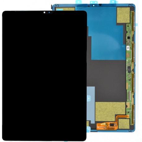 Samsung T720/T725 Galaxy Tab S5e Lcd+Touch Screen Black ORIGINAL