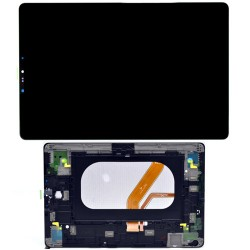 Samsung T830/T835 Galaxy Tab S4 10.5 Lcd+Touch+Frame Βlack ORIGINAL
