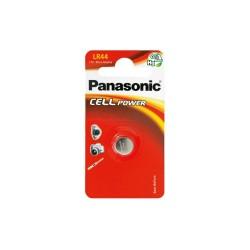 Panasonic LR44 Αλκαλική Μπαταρία 1pcs