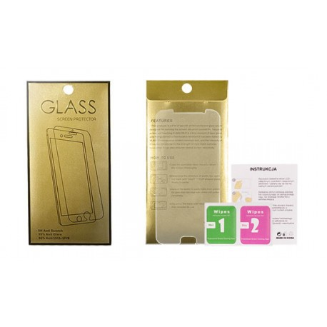 Apple iPhone 12 Pro Max Tempered Glass Gold