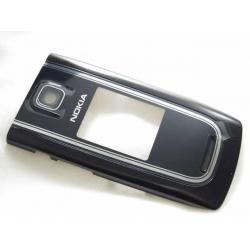 Nokia 6555 FrontCover black ORIGINAL