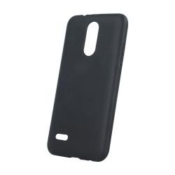 Apple iPhone 12 Pro Max Testa Soft Silicone Black