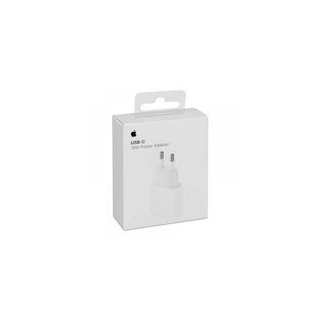 Apple MU7V2ZM/A Type C Travel Charger Adapter 18W White BLISTER ORIGINAL