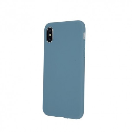 Huawei P Smart 2019 Testa Soft Silicone Gray Blue
