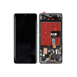 Huawei P30 Pro Lcd+Touch Screen+Frame Black GRADE A