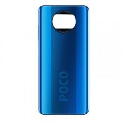 Xiaomi Poco X3 BatteryCover Blue ORIGINAL