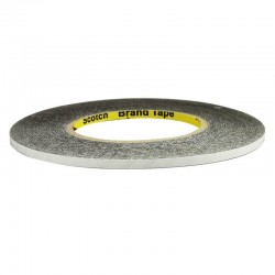 Roll White Tape 3M For Lcd & Touch 2mm