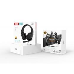 XO GE-01 HeadPhones 3.5mm Black